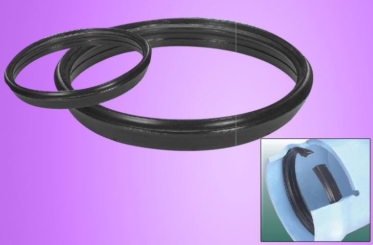 Prabhat elastomers pvt ltd c gasket for pvc